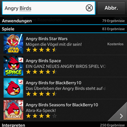 BlackBerry Q5 - Apps - Herunterladen - 20 / 25