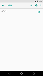 LG Nexus 5X - Android Oreo - MMS - Configuration manuelle - Étape 7