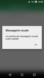 Acer Liquid Z320 - Messagerie vocale - configuration manuelle - Étape 10