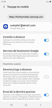 Samsung Galaxy J4 Plus - Appareil - configurer Localiser mon appareil - Étape 9