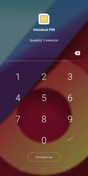 LG Q6 - Primeros pasos - Activar el equipo - Paso 3