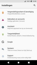 Sony Xperia XZ1 - Beveiliging en privacy - zoek mijn mobiel activeren - Stap 4