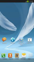 Samsung Galaxy Note II - Operazioni iniziali - Installazione di widget e applicazioni nella schermata iniziale - Fase 9