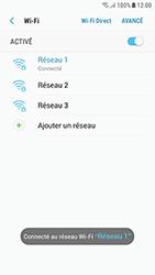 Samsung Galaxy J3 (2017) - Internet et connexion - Accéder au réseau Wi-Fi - Étape 9
