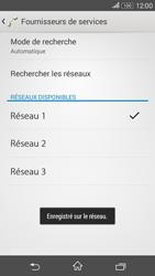 Sony E2003 Xperia E4G - Réseau - utilisation à l'étranger - Étape 13
