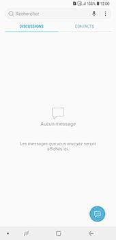 Samsung Galaxy A7 2018 - Contact, Appels, SMS/MMS - Envoyer un SMS - Étape 4