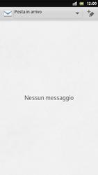 Sony Xperia S - E-mail - Configurazione manuale - Fase 4