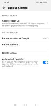 Huawei Y5 (2019) - Data - maak een back-up met je account - Stap 8