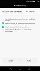 Huawei P8 - E-Mail - Konto einrichten (outlook) - Schritt 8