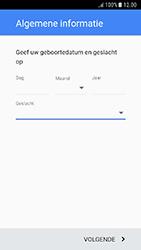 Samsung Galaxy J5 (2017) - apps - account instellen - stap 9