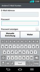 LG G2 - E-Mail - Konto einrichten - 0 / 0