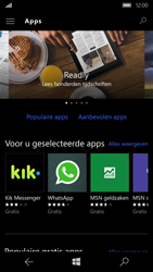 Microsoft Lumia 650 - apps - app store gebruiken - stap 6