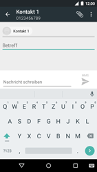 Motorola Moto G 3rd Gen. (2015) - MMS - Erstellen und senden - Schritt 11