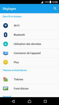 Sony Xperia Z5 Premium (E6853) - Android Nougat - Wi-Fi - Accéder au réseau Wi-Fi - Étape 4