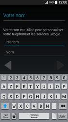 Samsung G530FZ Galaxy Grand Prime - Applications - Créer un compte - Étape 5