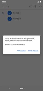 Nokia 7.1 - Android Pie - contacten, foto