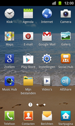 Samsung I8160 Galaxy Ace II - Bluetooth - koppelen met ander apparaat - Stap 5