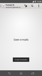 Sony D2303 Xperia M2 - E-mail - Bericht met attachment versturen - Stap 15