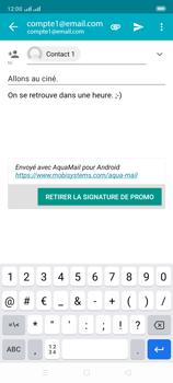 Oppo A9 2020 - E-mails - Envoyer un e-mail - Étape 14