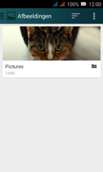 Huawei Y3 - MMS - Afbeeldingen verzenden - Stap 14