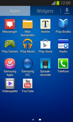 Samsung S7390 Galaxy Trend Lite - Applicaties - Download apps - Stap 3