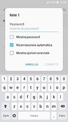 Samsung Galaxy A3 (2017) - WiFi - Configurazione WiFi - Fase 8