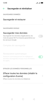 Oppo A15 - Aller plus loin - Gérer vos données depuis le portable - Étape 9