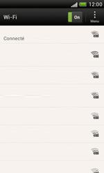 HTC Desire X - WiFi - Configuration du WiFi - Étape 9