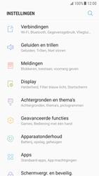 Samsung Galaxy S6 - Android Nougat - WiFi - Handmatig instellen - Stap 4