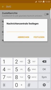 Samsung G928F Galaxy S6 edge+ - SMS - Manuelle Konfiguration - Schritt 9