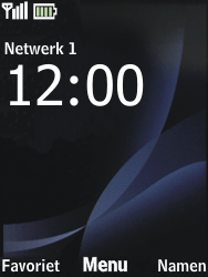 Nokia 2730 classic - netwerk en bereik - gebruik in binnen- en buitenland - stap 10