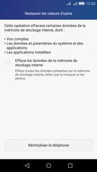 Huawei Y6 - Appareil - Réinitialisation de la configuration d
