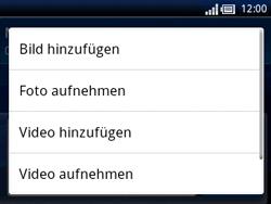 Sony Ericsson Xperia X10 Mini Pro - MMS - Erstellen und senden - 11 / 15