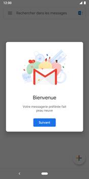 Google Pixel 3 - E-mails - Ajouter ou modifier votre compte Outlook - Étape 13