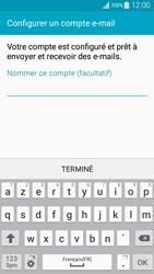 Samsung Galaxy A3 (A300FU) - E-mails - Ajouter ou modifier votre compte Outlook - Étape 10