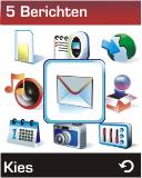 Samsung E330 - Voicemail - handmatig instellen - Stap 4