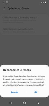 Samsung Galaxy A20e - Réseau - utilisation à l'étranger - Étape 12