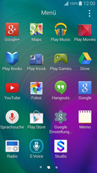 Samsung Galaxy A5 - Apps - Konto anlegen und einrichten - 3 / 22