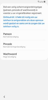 Samsung galaxy-a8-2018-sm-a530f-android-pie - Instellingen aanpassen - Nieuw toestel instellen - Stap 19