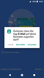 Sony Xperia XA2 - E-Mail - Konto einrichten (outlook) - 10 / 19