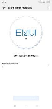 Huawei P20 - Android Pie - Logiciels - Installation de mises à jour - Étape 5
