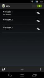 Acer Liquid Jade - WiFi - verbinding maken met WiFi - Stap 8