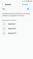 Samsung Galaxy A3 (2017) - Android Nougat - Bluetooth - koppelen met ander apparaat - Stap 9
