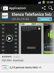 Samsung Galaxy Pocket - Applicazioni - Installazione delle applicazioni - Fase 7