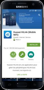 Huawei E5770 - Applications - Télécharger l'application pour smartphone - Étape 8