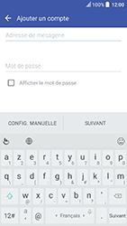 HTC U Play - E-mails - Ajouter ou modifier un compte e-mail - Étape 6