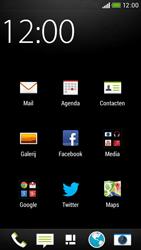 HTC Desire 601 - Contacten en data - Contacten kopiëren van toestel naar SIM - Stap 3