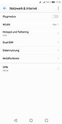 Huawei Y5 (2018) - Netzwerk - Netzwerkeinstellungen ändern - Schritt 4