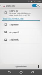 Sony Xperia Z3 - bluetooth - aanzetten - stap 7