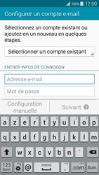 Samsung Galaxy A3 (A300FU) - E-mails - Ajouter ou modifier un compte e-mail - Étape 5